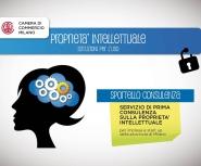 Sportello di Consulenza sulla Proprietà Intellettuale